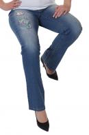 Дизайнерские женские джинсы Sheego.