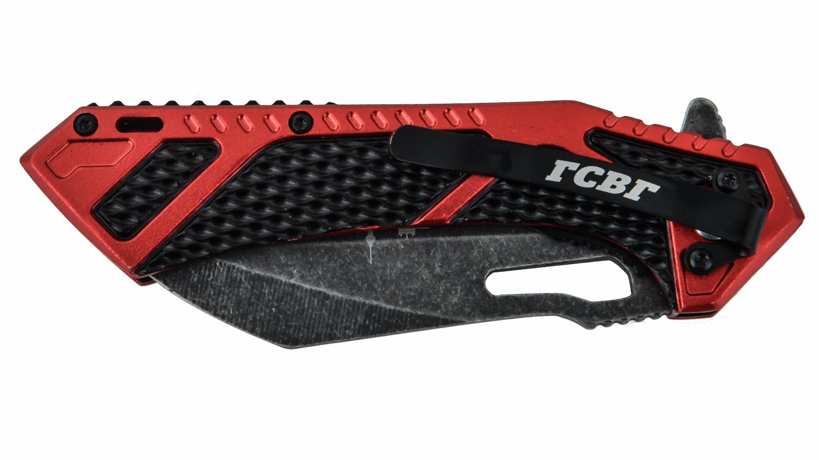 Дизайнерский складной нож «ГСВГ»