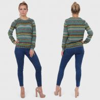 Дизайнерский женский свитер LOBO.