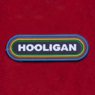 Дизайнерский значок Hooligan от Iron & Resin