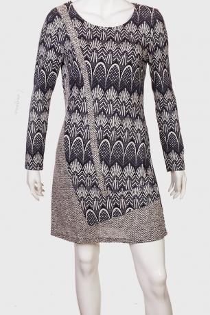 Дизайнерское платье от LONGBAO.
