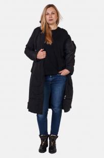 Длинное стеганое женское пальто Review (Австралия) доступно для заказа в Военпро!