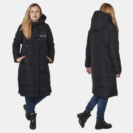 Длинное стеганое женское пальто Review (Австралия).