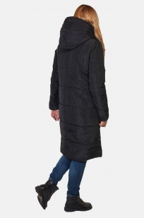 Длинное стеганое женское пальто Review (Австралия) купить в Военпро