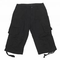 Длинные мужские шорты Brandit с карманами карго.