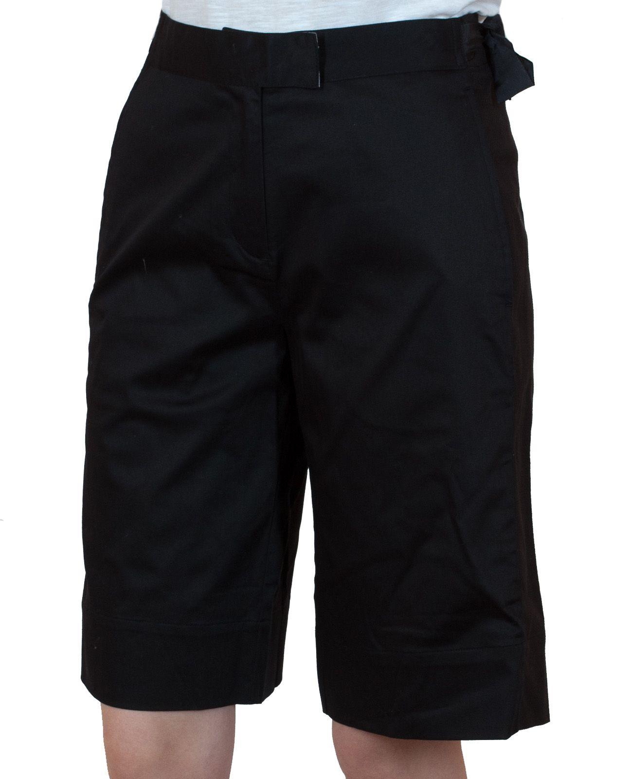 Длинные женские шорты Fila - вид полубоком
