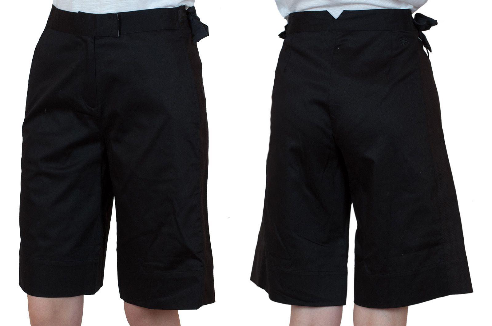 Длинные женские шорты Fila - общий вид