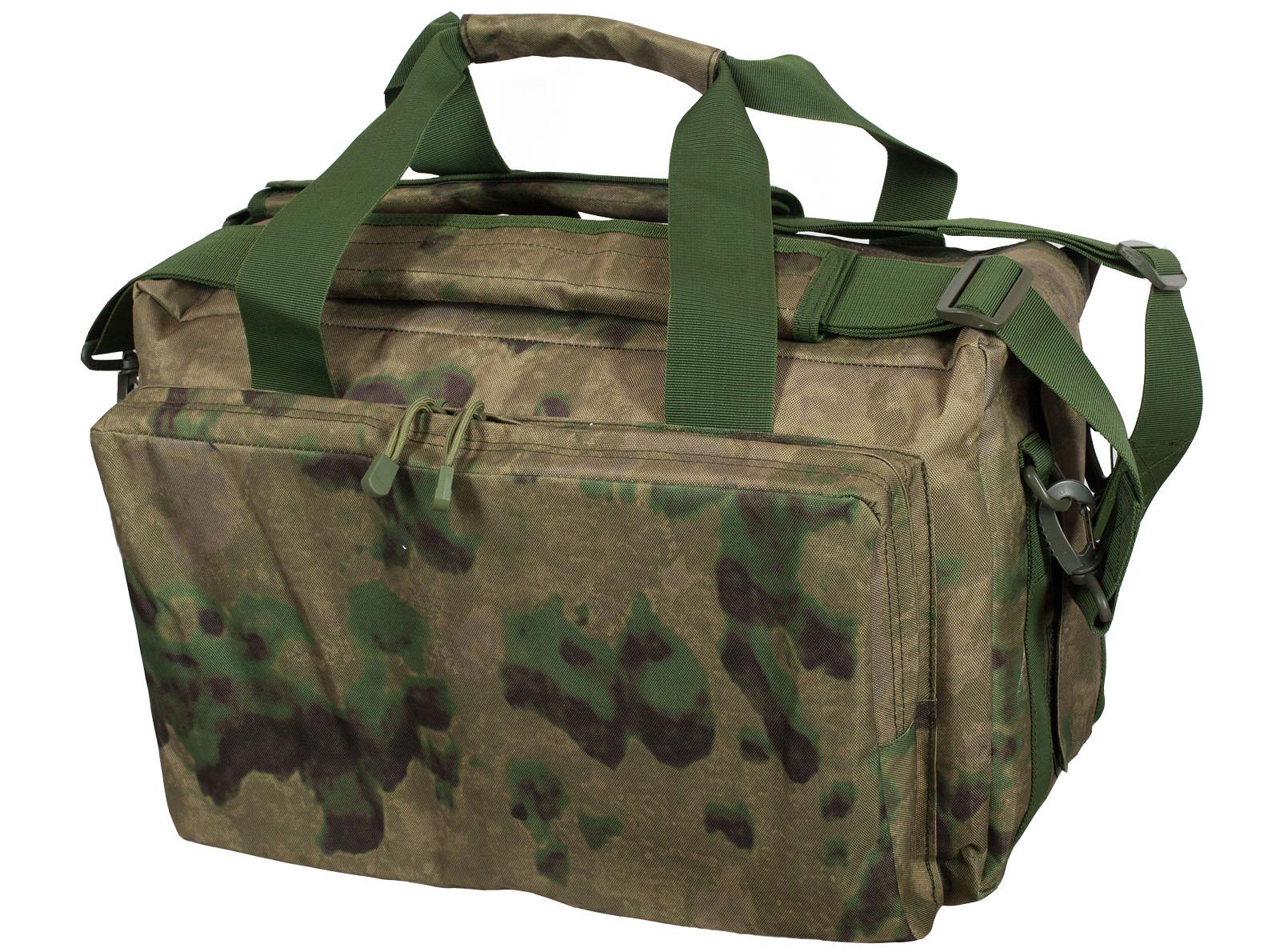 Дорожная камуфляжная сумка с символикой РХБЗ заказать самовывозом