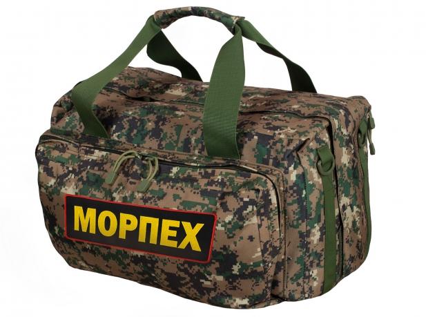 Дорожная камуфляжная сумка МОРПЕХ
