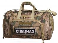 Для стильных и мобильных! Мужская дорожная сумка Спецназа