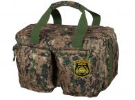 Дорожная тактическая сумка с нашивкой Танковые Войска