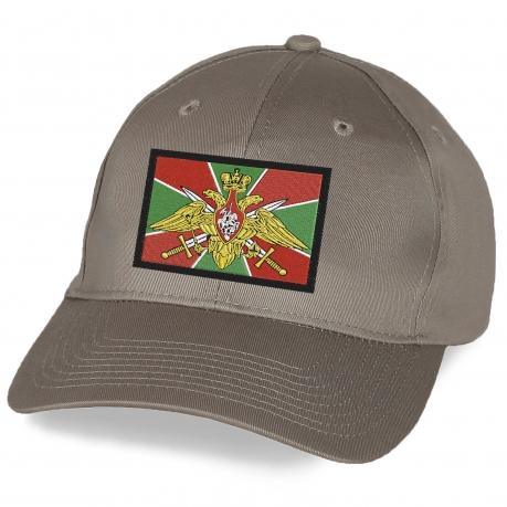 Достойная кепка для пограничника.