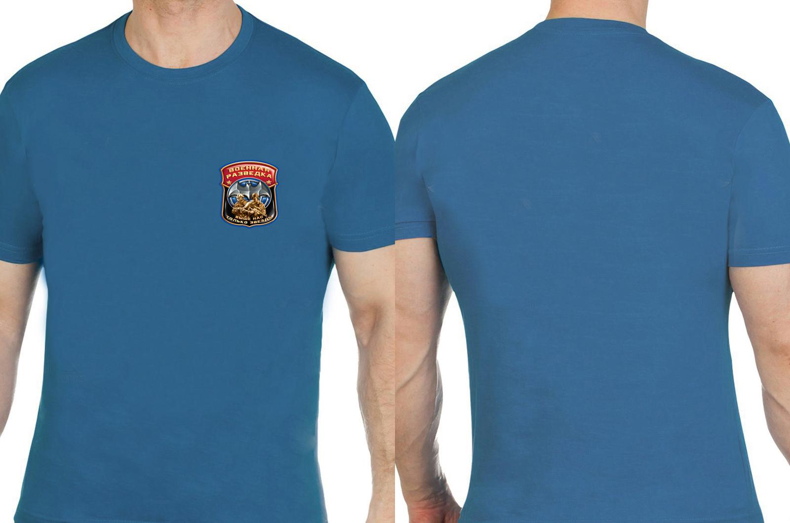 Доступная футболка военного разведчика