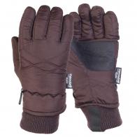 Детские дутые перчатки на тинсулейте