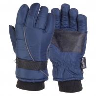 Дутые мужские перчатки Thinsulate