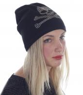 Новинка! Двойная шапка с мягким флисом. В мире нет женского лица, которому бы не подошел такой фасон. Ветреная осень или морозная зима – неважно, тебе тепло и уютно!