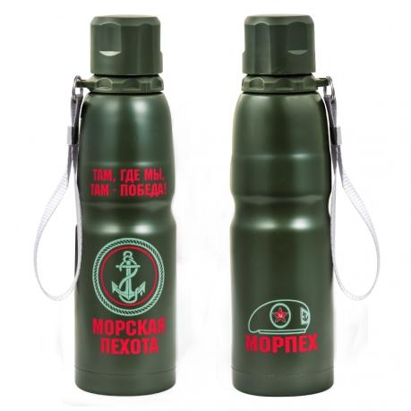 Двойной термос Морская пехота
