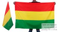 Двухсторонний флаг Боливии