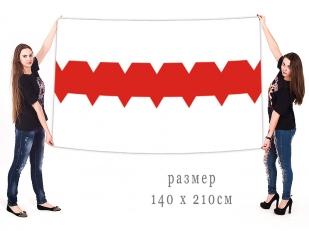 Большой флаг Омска