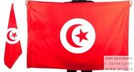 Двухсторонний флаг Туниса