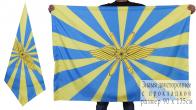 Флаг Воздушно-космических сил России