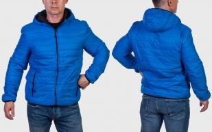 Двухсторонняя мужская  куртка по выгодной цене