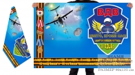 Двусторонний флаг 38 ОДШБр к юбилею ВДВ