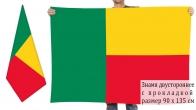 Двусторонний флаг Бенина