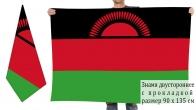 Двусторонний флаг Малави