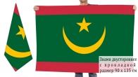 Двусторонний флаг Мавритании