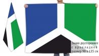 Двусторонний флаг Новокузнецкого района