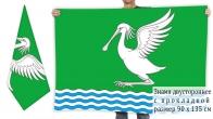 Двусторонний флаг Селивановского района