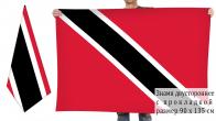 Двусторонний флаг Тринидада и Тобаго