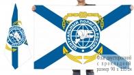 Двусторонний флаг Центрального полигона России