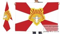 Двусторонний флаг Восточного военного округа