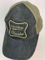 Джинсовая бейсболка Ketchikan Alaska