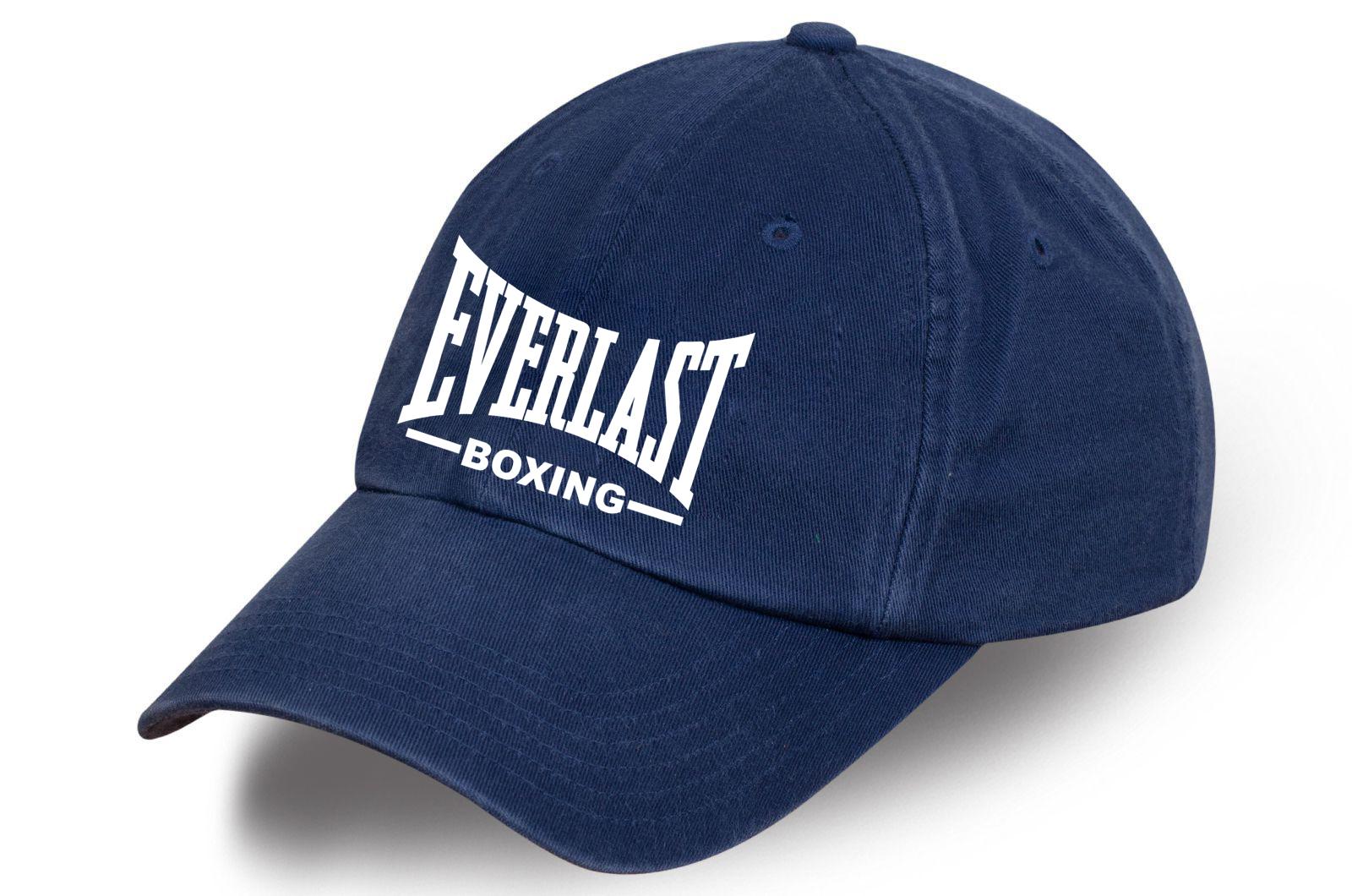 Джинсовая кепка Everlast