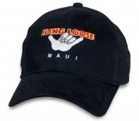 Джинсовая кепка MAUI HANG LOOSE