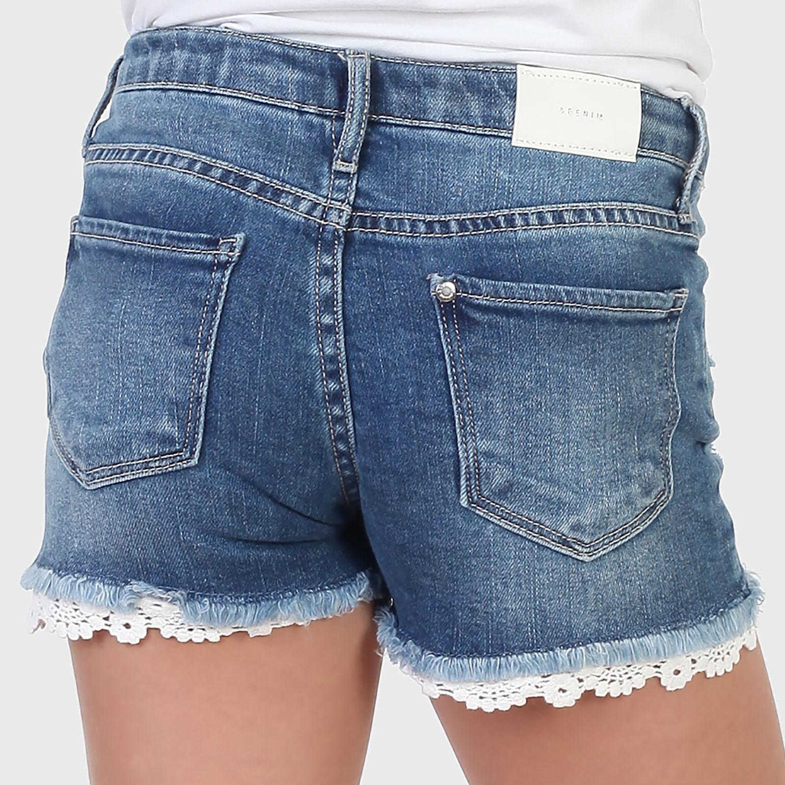 Детские джинсовые шорты &Denim