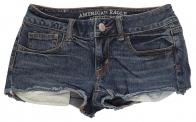 Джинсовые короткие шорты от  American Eagle