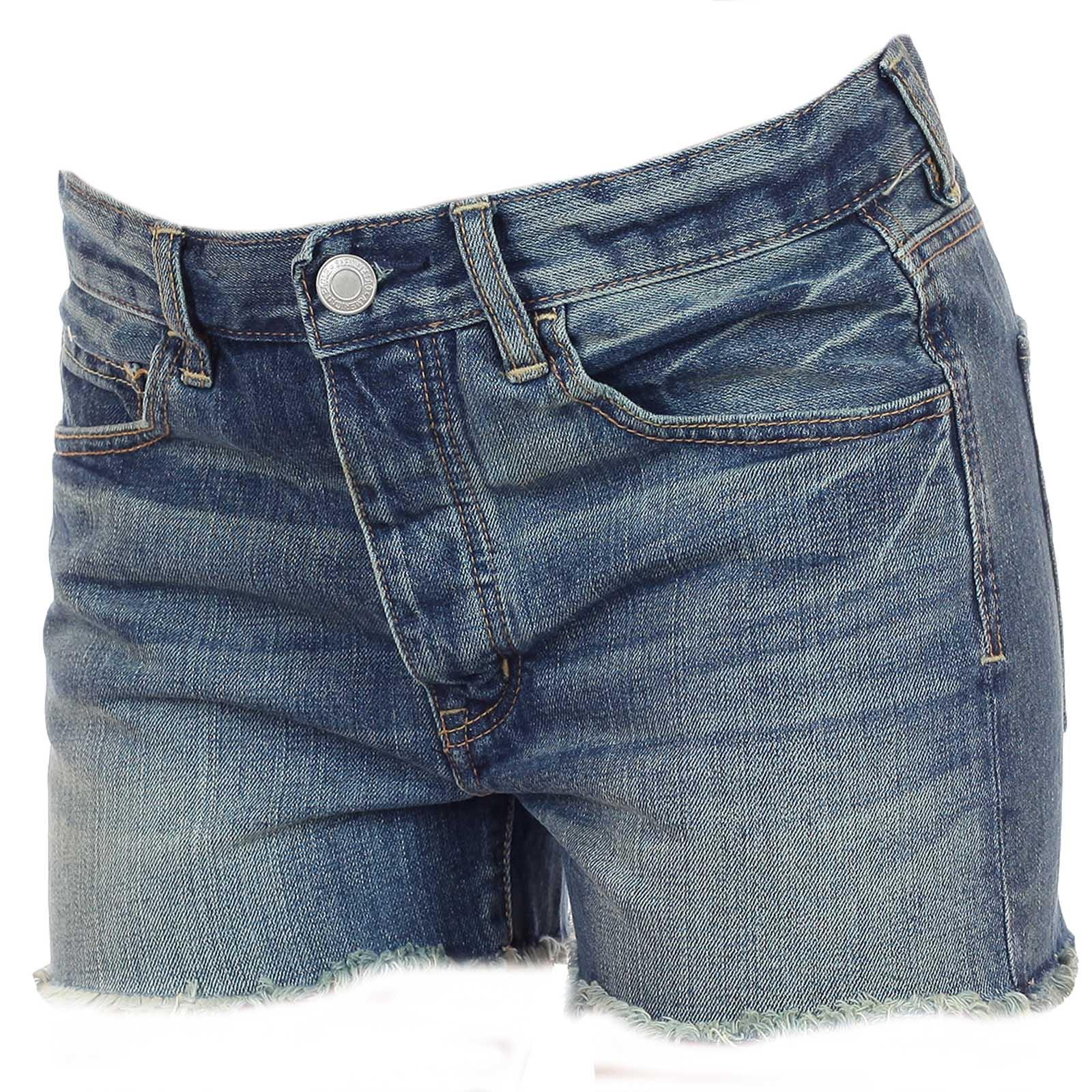 Купить джинсовые шортики американского бренда