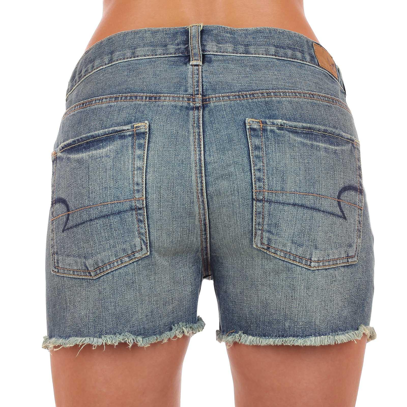 Заказать джинсовые шортики американского бренда с доставкой