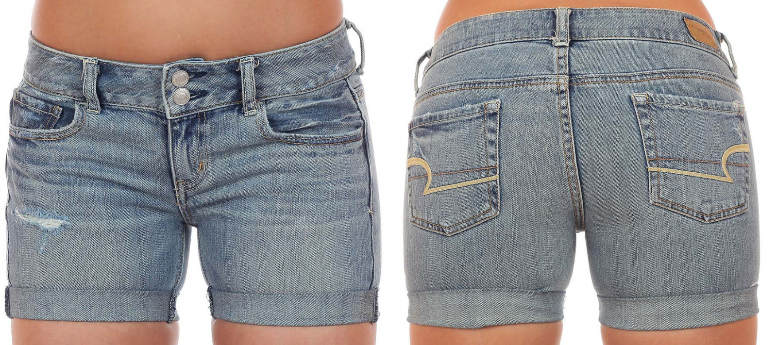 Джинсовые шорты от American Eagle должны быть у каждой модницы с доставкой