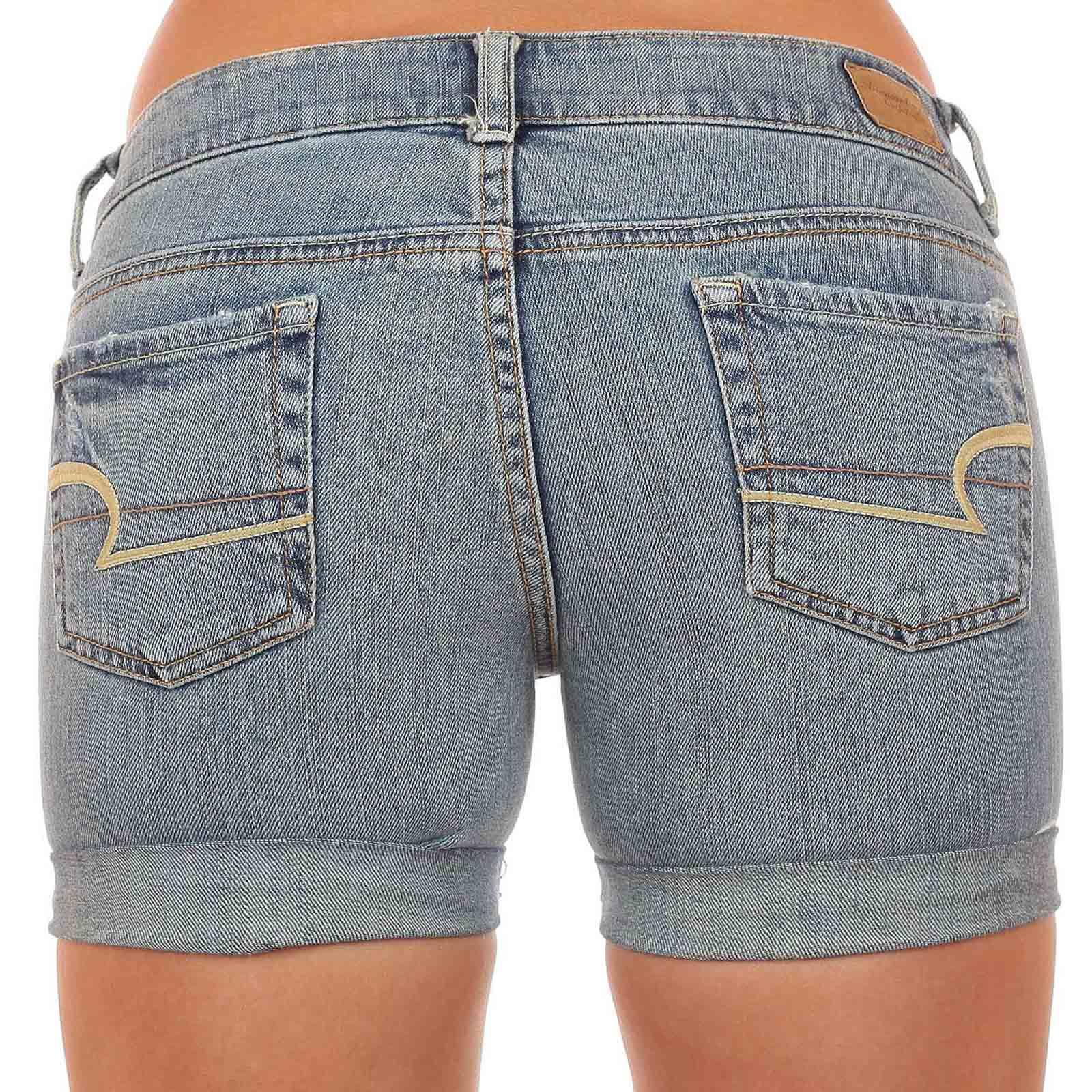Заказать джинсовые шорты от American Eagle должны быть у каждой модницы