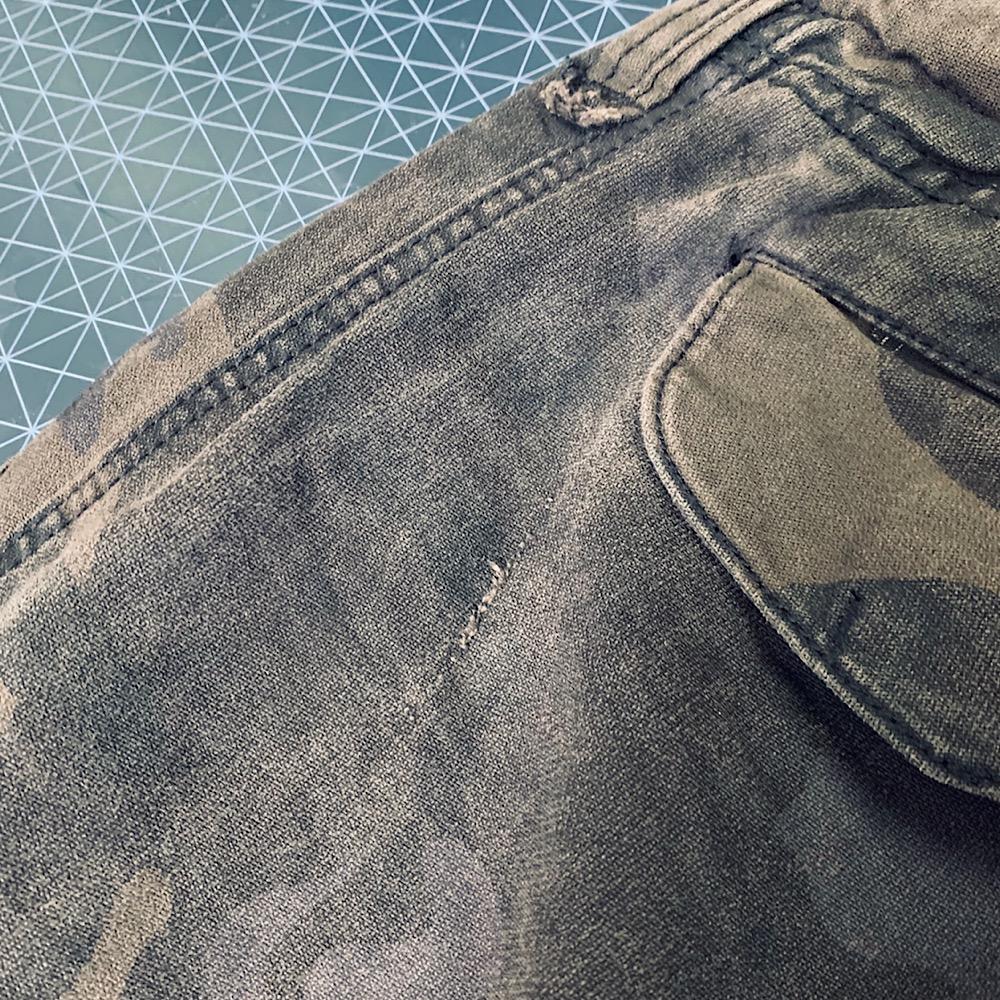 Джинсовые шорты от BRANDIT