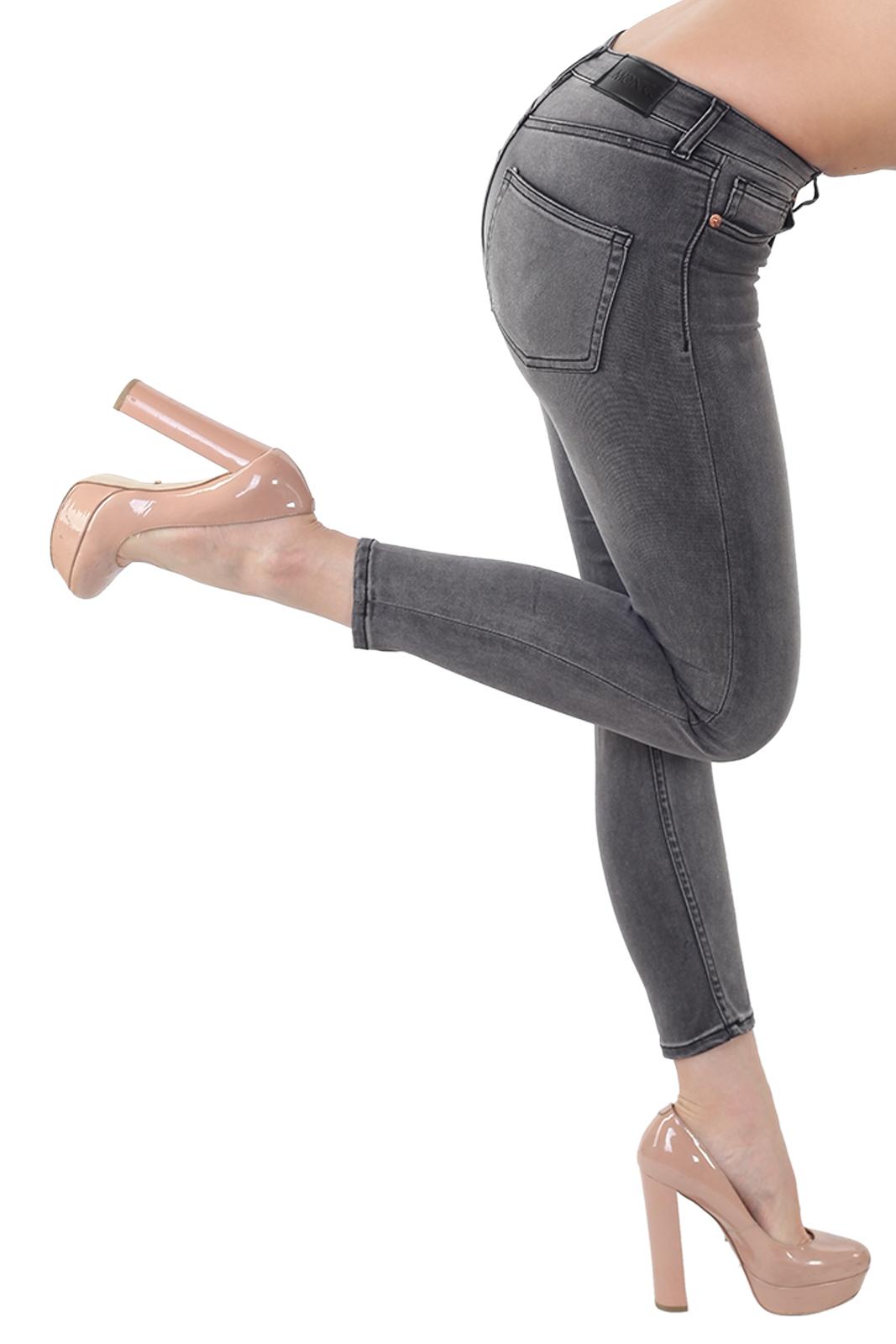 Укороченные женские джинсы Monki