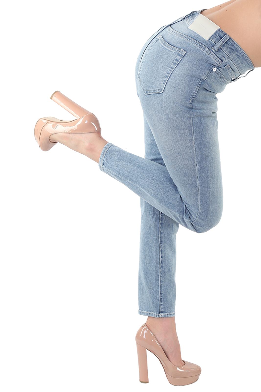 Женские джинсы &Denim с высокой талией