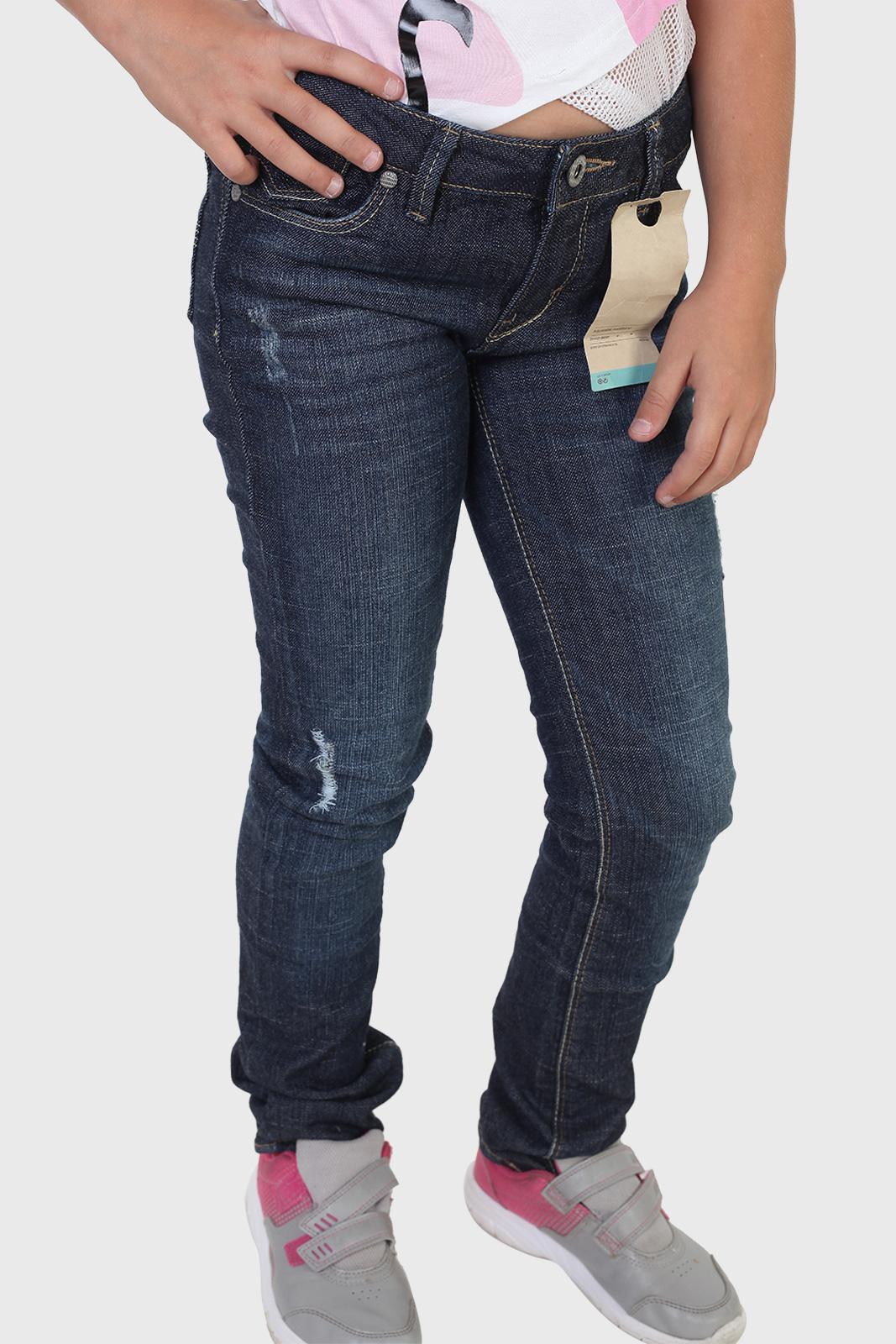 Стильные джинсы для девочки от Levi's