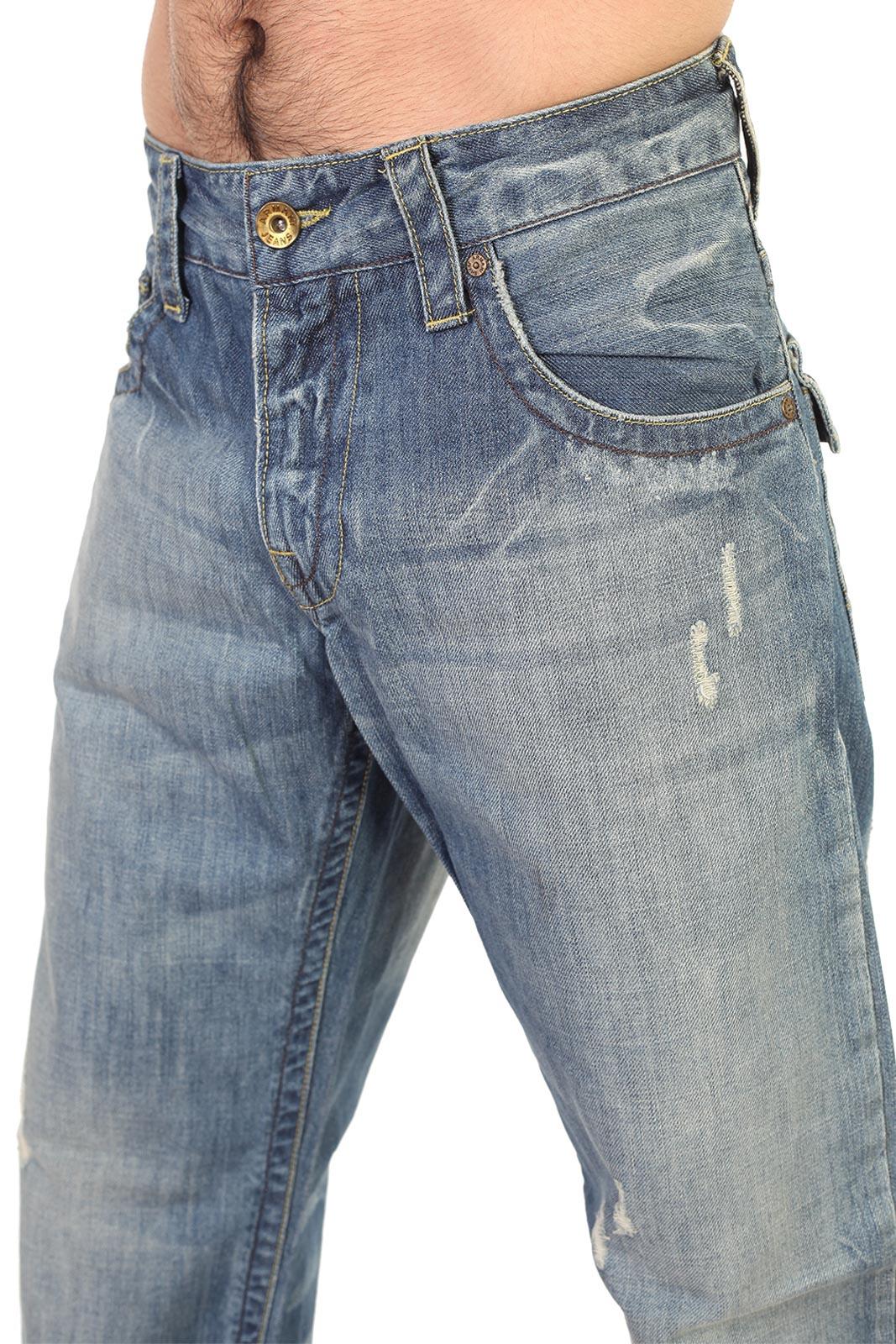 Широкие мужские джинсы итальянцы
