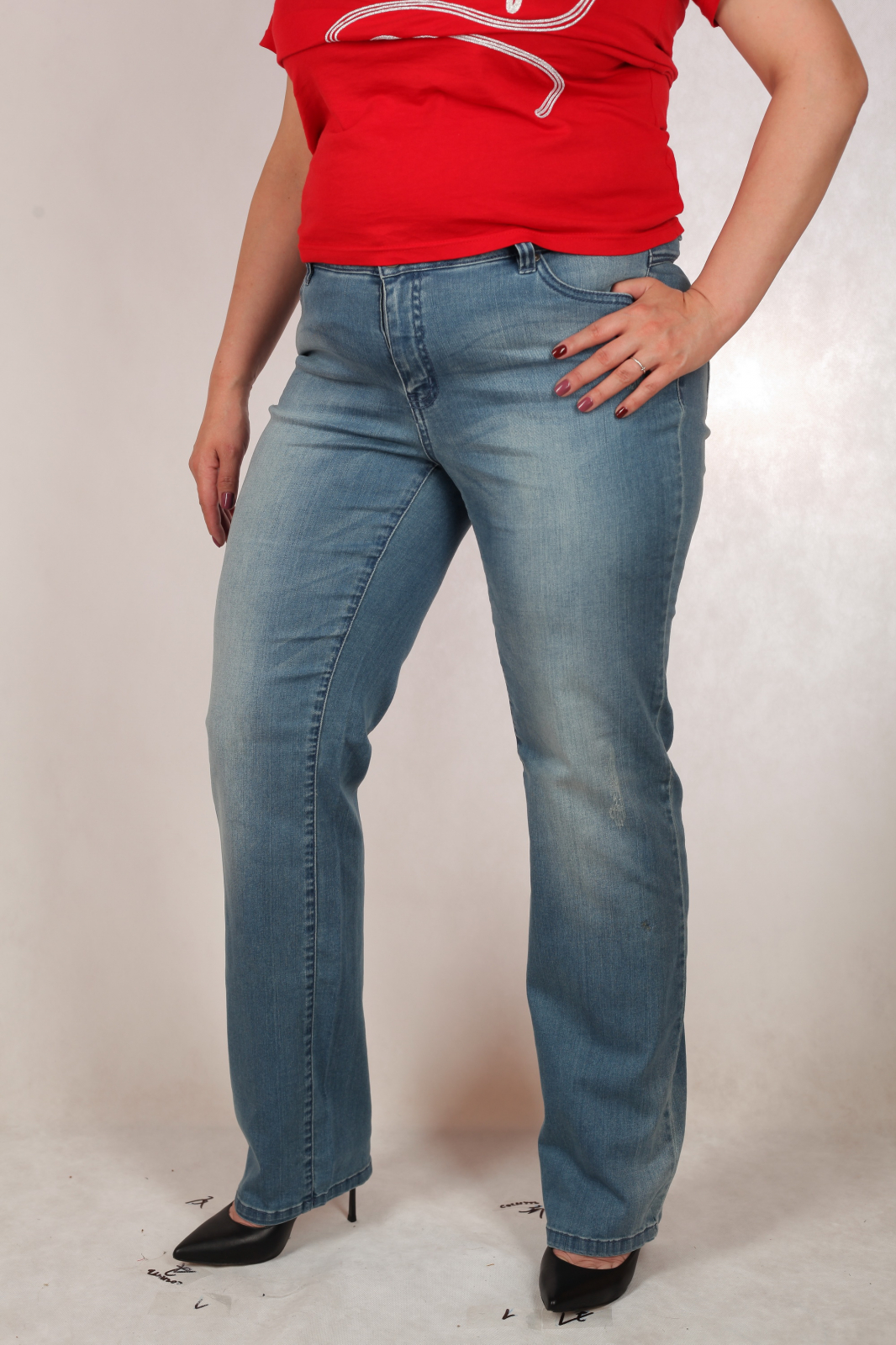 Стильные джинсы JUNAROSE® (Дания) для современных девушек